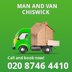moving vans Chiswick